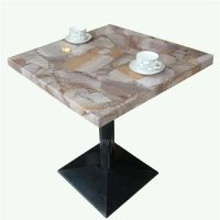 【专业定做】承接户外浪漫休闲金属桌子 客厅桌 阳台休息桌