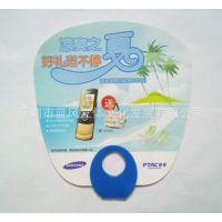 热销立体 宣传房子 3D广告扇子 PVC扇子 扇子厂家