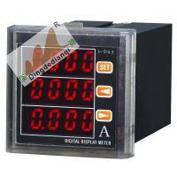 三相数字式电能表三相电流/电压/功率因数测量+综合显示PDM-803DP