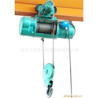 1吨钢丝绳电动葫芦CD1MD1行车吊机起重机1t吨6/9/12/18/24/30m米