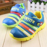 品牌童鞋2014秋款儿童运动鞋批发 大童鞋子 男童学生鞋 韩国