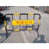 供应深圳铁马护栏、铁马护栏厂家、铁马护栏规格、中路达铁马王
