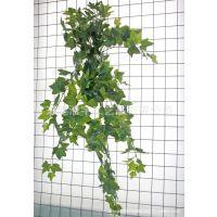 供应仿真装饰树叶 仿真藤条 叶 装饰壁挂假叶子 仿真叶子可定制