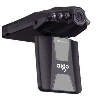 Aigo/爱国者 AHD-C600行车记录仪车载摄像头监控红外夜视碰瓷高清