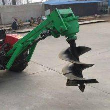 质保挖坑机--大马力挖坑机--拖拉机挖坑机
