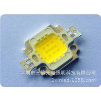 10W集成光源 采用光宏35mil芯片 3串3并 正白6000K 价格优惠