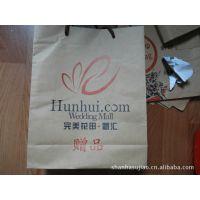 定做礼品袋牛皮纸袋纸盒手提袋订做定制包装袋包装盒