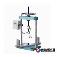 刨花板/阻燃板/石膏板压力强度检测设备、1吨手动压力试验机、MWD-10B板材耐压检验仪价格