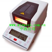 中西厂家新型卤素水分测定仪型号:XH11/M401446库号:M401446