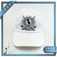 供应水洗棒球帽,男士绣花洗水帽 帽子工厂专业生产纯棉鸭舌帽