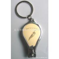 【厂家批发】新西兰KV鸟新款设计开瓶器指甲钳旅游纪念金属钥匙扣