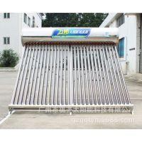 广东广州热水器生产厂家 批发家用太阳能 农村市场自建房 30管