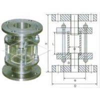 玻璃管视镜HGS07-上海鸿蝶阀门有限公司