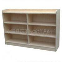 幼儿园木制玩具架实木整理架收拾柜儿童玩具收纳柜橡木玩具柜