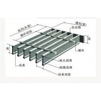 航金钢格栅板(图)|保质保量热镀锌钢格板|热镀锌钢格板
