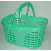 供应超市篮模具 塑料篮模具 注塑模具