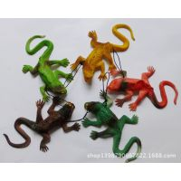 整人玩具 防真玩具 防真挂件 整人防真变色龙 颜色随机发