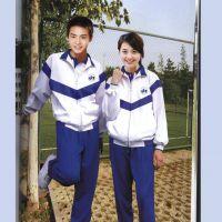 上海订做定制定做校服、制服、学生套装 全棉学生校服