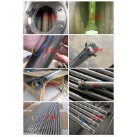 供应酿造设备V型丝楔形绕丝滤芯 楔形网滤元 广兴滤材制造
