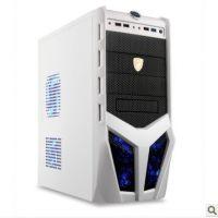 供应凤凰城 狂龙A2电脑游戏主机空箱 USB3.0电脑机箱 下置电源