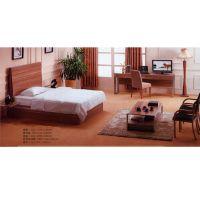 广州酒店家具经济型酒店家具全套 套房家具 板式家具定制 厂家批发GSJ141007(7)
