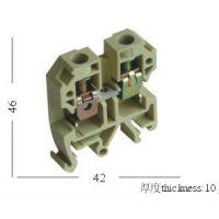 厂家直销SAK-10接线端子