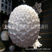 辉展工艺 圣诞酒店装饰 圣诞花球 6~80cm可定做 圣诞礼品供应商