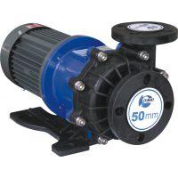 化学液体循环磁力泵 耐腐蚀药液化工泵 PP污水离心泵