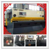 供应液压闸式剪板机 QC11Y-8X2500液压剪板机 裁板机 切板机 南通机床