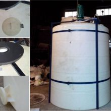 化工搅拌塑料桶 聚乙烯PE搅拌储罐 精细化学品搅拌罐装置