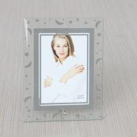 特价5寸6寸7寸8寸10寸打孔星星月亮玻璃相框照片框单竖框批发厂家