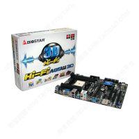 BIOSTAR/映泰 Hi-Fi A85W 3D 台式电脑主板批发 FM2接口 正品