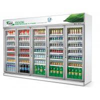 供应武汉多门冷藏展示柜供应商/多门冷藏展示柜厂家