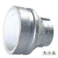 深圳衬塑管厂家主营丝口沟槽衬塑管管件