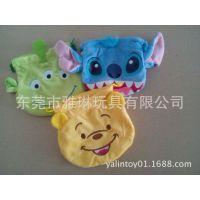 东莞厂家专业定做授权生产迪士尼布袋 史迪奇 维尼熊 轻松熊