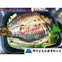 供应广西省桂林市永福县5600w智能红外烤鱼设备 烤鱼箱价格