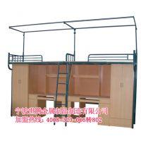 上海公寓床 双层床 大学宿舍床 高低床 可定制