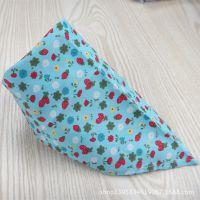 婴幼儿口水巾宝宝三角巾儿童包头巾围兜潮宝没标母婴用品