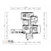 供应瀚林御景装修案例-瀚林御景88平米现代简约风格样板房装修设计效果图