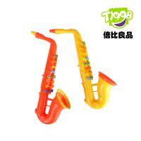 智力宝仿真萨克斯儿童乐器小孩玩具过家家婴幼儿音乐启蒙玩具