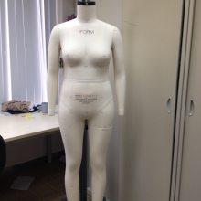 常州欧版人体板房公仔,常州欧版女装裁剪模特