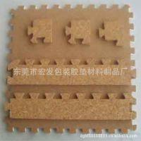 厂家供应不干胶软木板胶垫家具乱滑垫