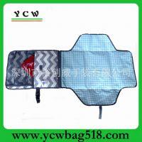 旅行折叠尿布包隔尿垫 婴儿尿布垫 便携式手提收纳袋妈咪包