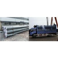 2014 Hot Sale!! Rubber lined carbon steel pipe