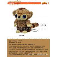 深圳厂家专业开发设计生产模拟说话学舌智能毛绒玩具 圣诞玩具