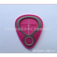 PVC软胶耳机孔胶章 多种款式规格东莞工厂专业生产