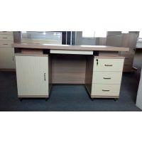 1.4米电脑桌 电脑台 办公桌 办公台 职员台 职员桌 板式办公家具