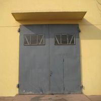 烟台工业钢大门,厂房平移门,厂房推拉门