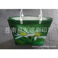 e低价直销手提eva礼品袋 手挽pvc礼品袋 立体透明礼品包装袋