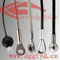 供应 医疗床用抗延展性耐磨钢丝绳 钢索